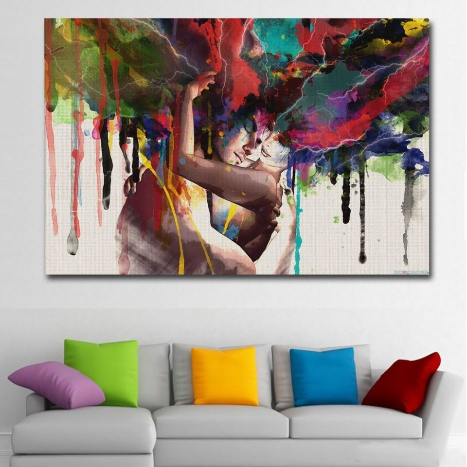 posters prints wall art canvas painting