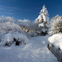 Frrrr...eezing - Review of 2010 - December