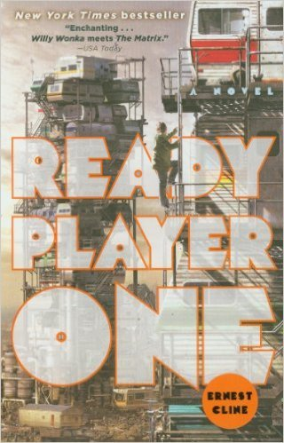 Ready Player One Novel Cover