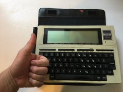 Tandy TRS-80 Model 100 Portable Computer