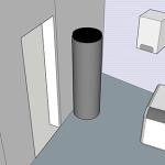 Clifongas-Diseño 3D previo a Instalación