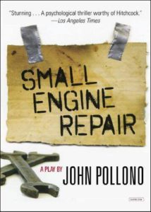 Small Engine Repair at Clifton Performance Theatre