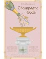 Champagne Gods - by Emily Dedinger