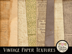 Vintage Paper Background Textures
