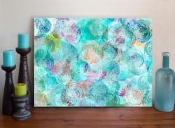 Dimensions Canvas Art Print