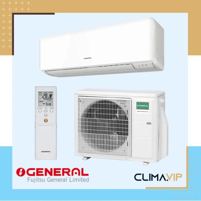 Инверторен климатик Fujitsu General ASHG14KMTB/AOHG14KMTA, 14000 BTU, Клас A++
