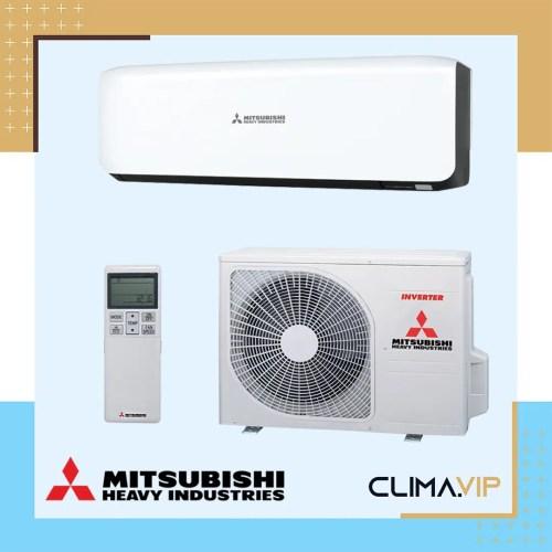 Инверторен климатик Mitsubishi Heavy SRK25ZS-SB/SRC25ZS-S PREMIUM, 9000 BTU, Клас A++