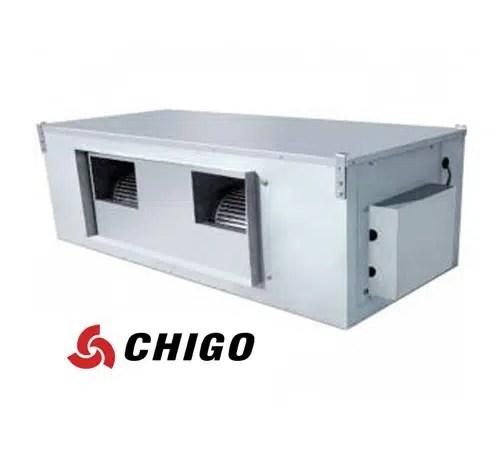 Канален климатик Chigo CTH-60HR1 на ВИП цена от Clima.VIP