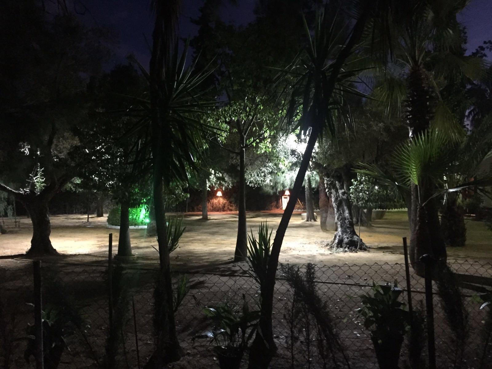 Iluminacion para jardin beautiful como hemos comentado en - Iluminacion para jardines exteriores ...