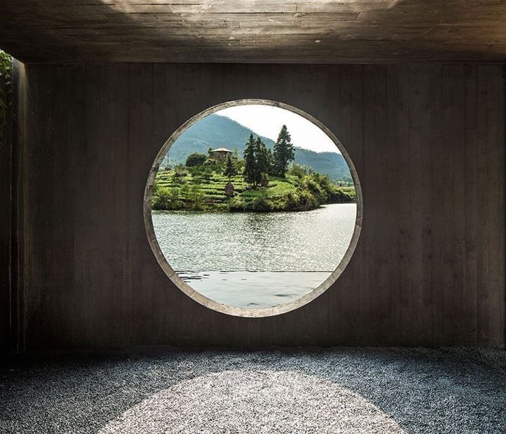 Ideas de decoracin ventanas redondas  El blog de CLIMALIT