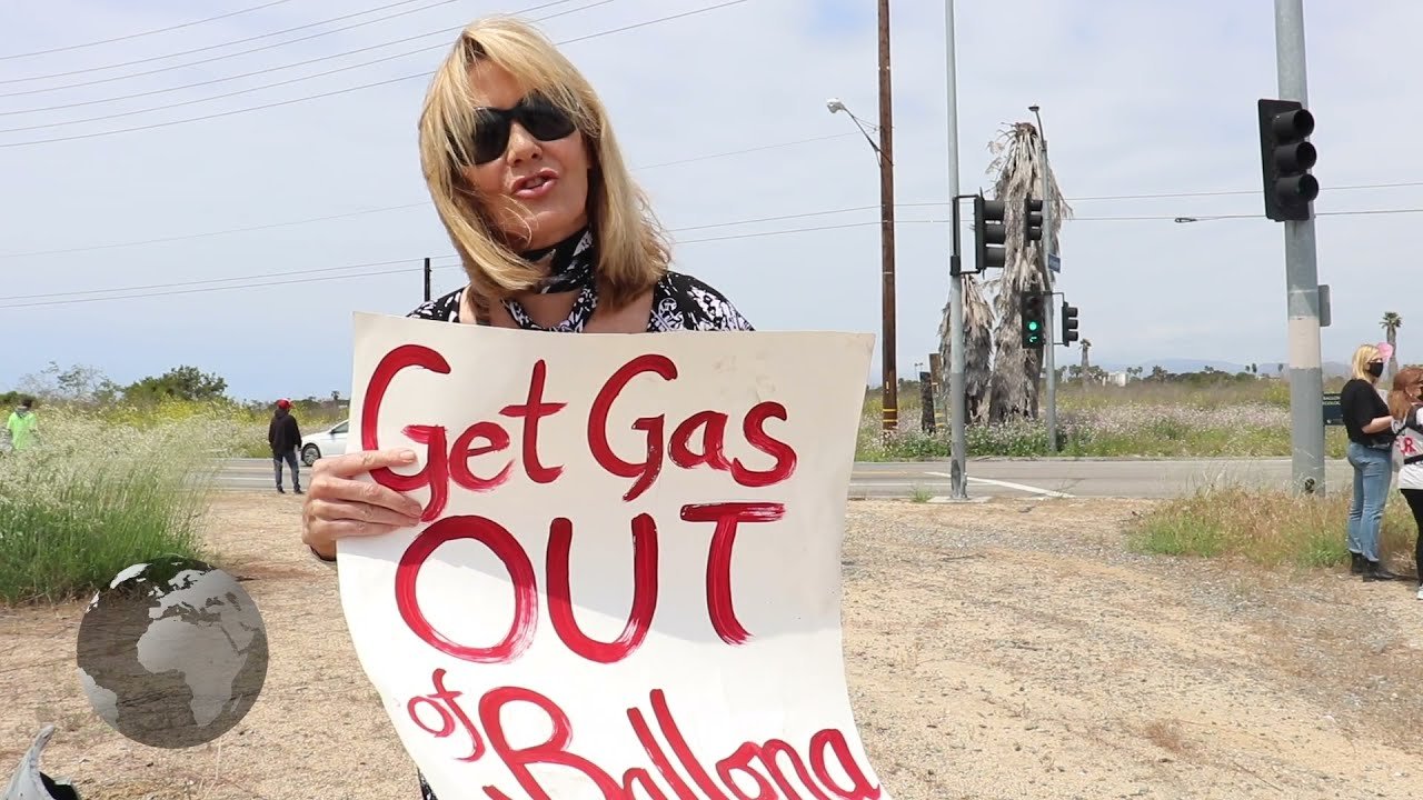 The Battle over Ballona: Wetlands, SoCalGas and Protestors