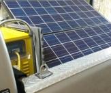 SunRunr portable solar generator