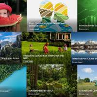 Free Courses on Climate Change and Related Issues