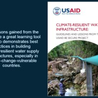 Best Practices in Building Climate-Resilient Infrastructure in the Philippines