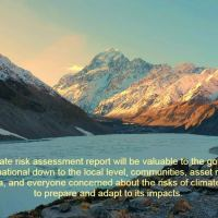 NZ's Climate Change Risk Assessment Report, a base for adaptation plans