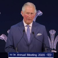 Prince Charles and WEF Launch Sustainable Markets Initiative.