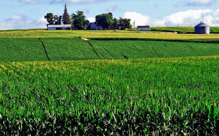 Changes in Climate on the 100th Meridian Line Promises Hardships for Farmers