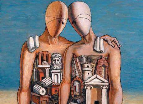 de Chirico: The Architects
