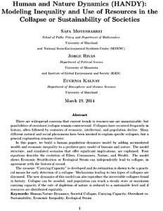 Not a NASA Study. PDF: 27 pages, 1.1MB