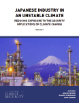 Japanese Industry in an Unstable Climate_Cover_May 2019