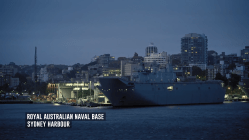 Royal Australian Navy Base_Sydney Harbour_Home Front_2019