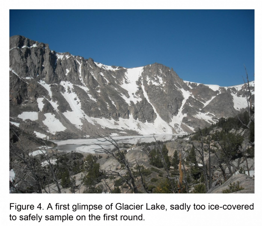 Alpine Lakes Rocky Mtns 2014 Exp
