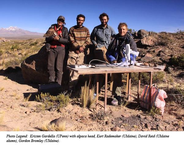 Pucuncho Basin 2010 Exp