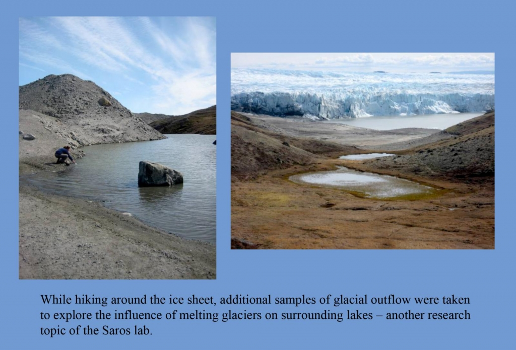 West Greenland Lakes 2011 Exp