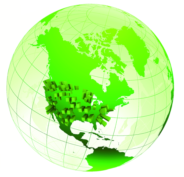10green globe