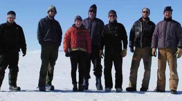 US ITASE Expedition