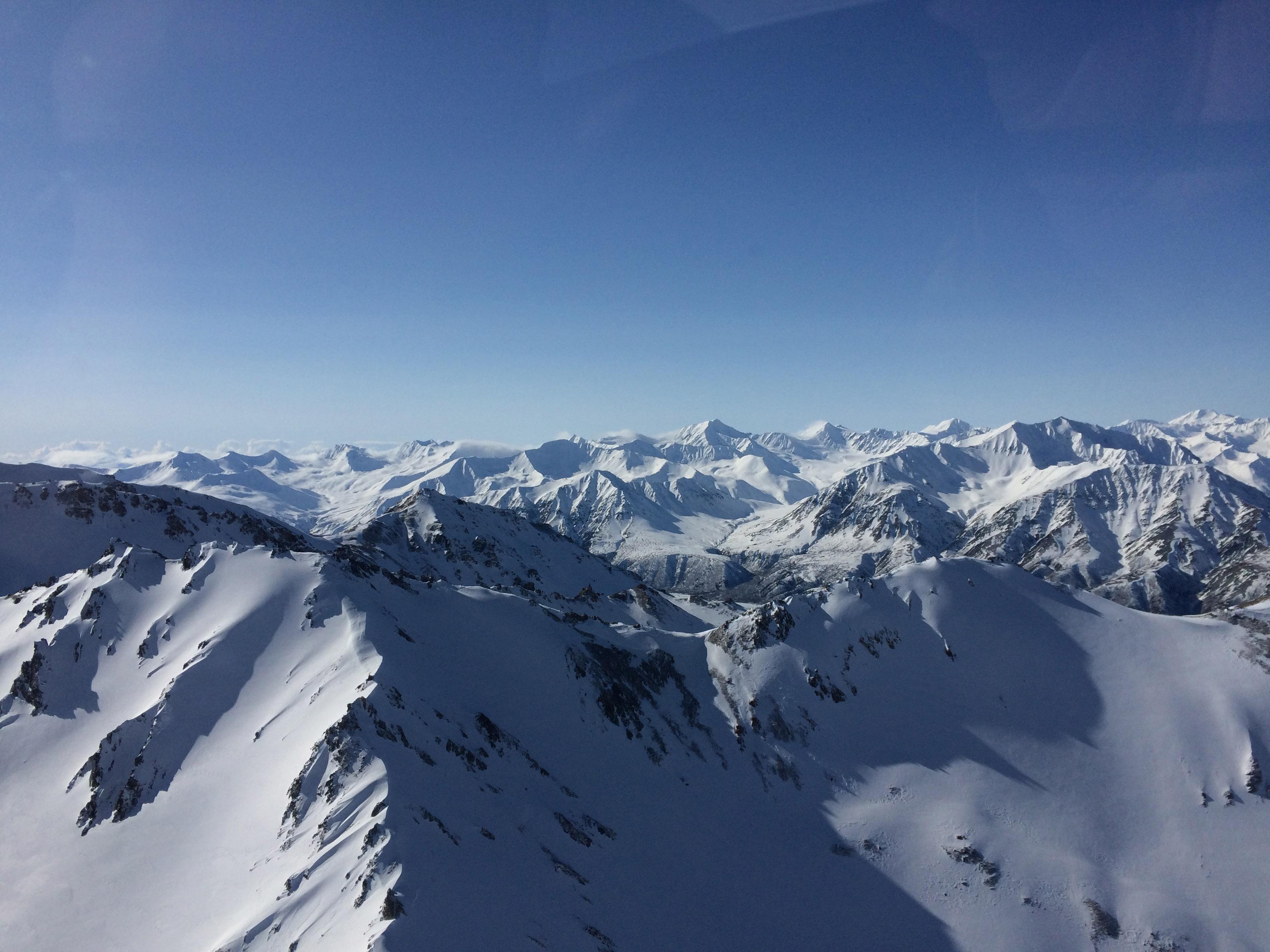 Alaskan Glacier Photo