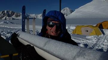 Eclipse Ice Field - coring