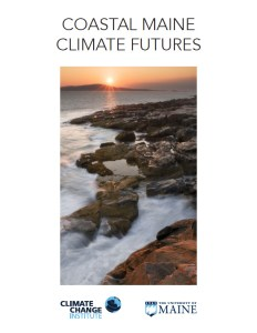 Coastal Maine Climate Futures Cover Page