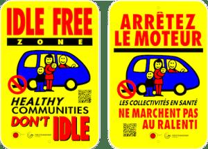 Idle-free zone - TSM