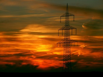 power-lines-sunset
