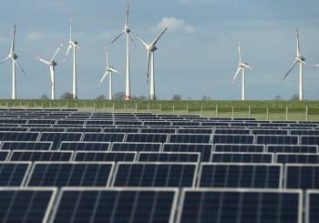 Russia, the largest oil producer, wants the US to rely on wind and solar for energy.