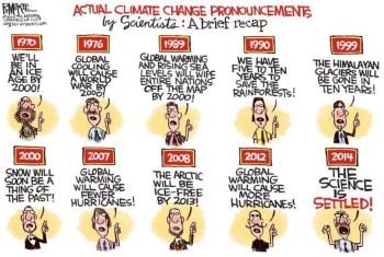 history of failed predictions cartoon