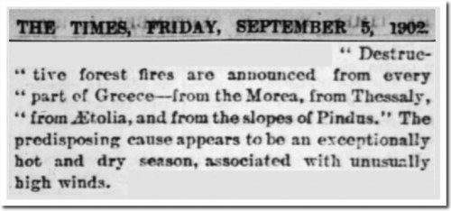 times 1902 greece fires