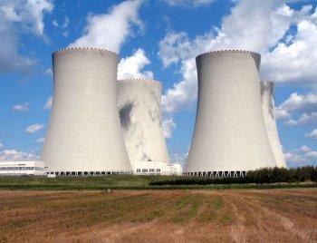 nuclear power plant rural