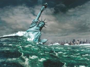 sea level rise liberty ny