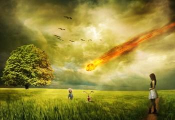asteroid meteor impact