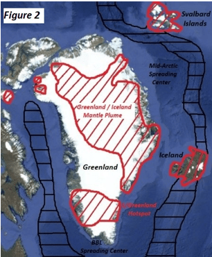 Numerous Studies Confirm Geothermal Heat Melting Greenland Ice Sheet |  Principia Scientific Intl.