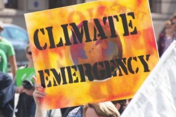 protest climate emergency