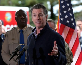 newsom california