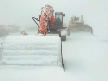 australia dec snow