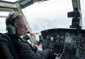 bloomberg private jet