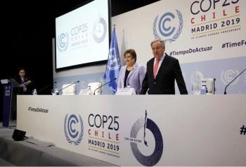 cop25 climate talks