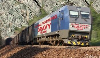 climate gravy train