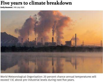 climate breakdown header