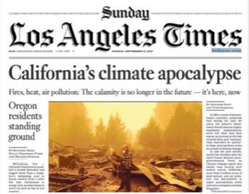 la times climate apocalypse